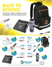 VM Summer/Fall - Back To School