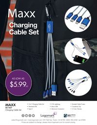 GC1457 Maxx Charging Cable Set