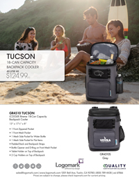Tucson Backpack Cooler