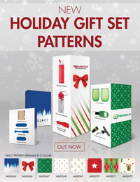 Holiday Packaging Patterns