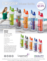 KW2727 Infuser Bottle