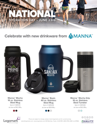 Celebrate Hydration Day with Manna