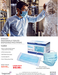 VL2804 Individually Sealed Mask