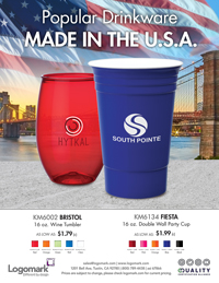 Drinkware Made in the USA