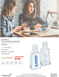VL2010 1oz. Sanitizer